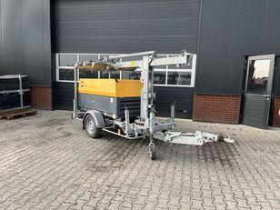 Atlas Copco Qax 12 Generator Lichtmast diesel generator