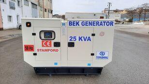 new BEK GENERATOR BGY25 diesel generator