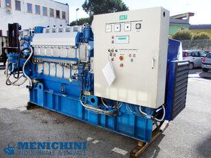 CUMMINS QSW27M diesel generator