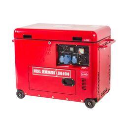 new JAVAC 6,3 KVA, SD6500B Generator 230/380v 50hz diesel generator