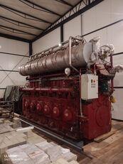 MBU MTU MBH 6 VDG 48 / 42 AL  500 OBR / MIN SILNIK DO STATKU SILNIK  diesel generator