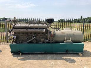 MWM 470 kVA generatorset diesel generator