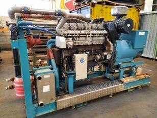 SCANIA DC1254A diesel generator