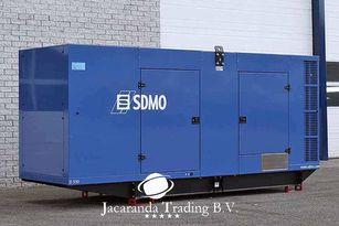 SDMO D550 diesel generator