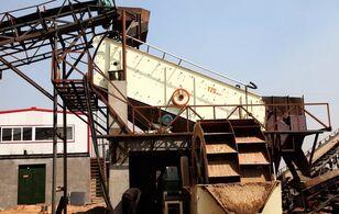 new SHKIV (100TPH-150TPH) Hard Rock crushing plant