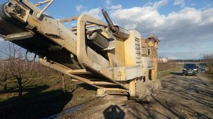 EXTEC C10 mobile crushing plant