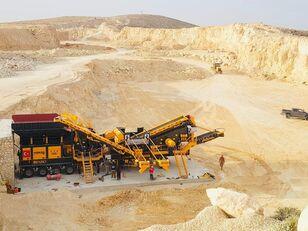 new FABO Prо-150 Дробильно-Сортировочная Установка | Новое Поколение mobile crushing plant