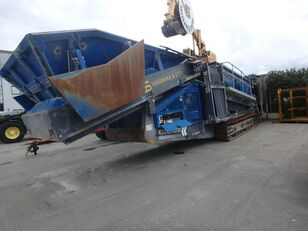 KLEEMANN MS 21 mobile crushing plant