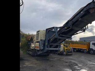 METSO LT 1213 mobile crushing plant