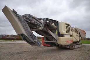 METSO Lokotrack LT1213 mobile crushing plant