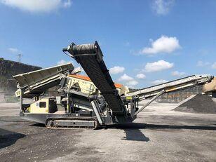 METSO ST 2.4 mobile crushing plant