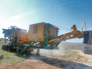 MFL R-CI 100/130 mobile crushing plant