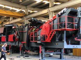 new POLYGONMACH PMSC - 1110 mobile crushing plant