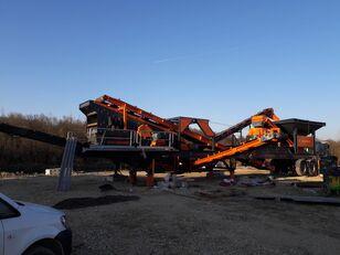new POLYGONMACH PMVS-70 Mobile vertical impact crusher mobile crushing plant