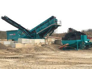 POWERSCREEN Chieftain Terex Rinser WASHPLANT mobile crushing plant