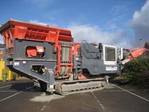 SANDVIK QJ341 mobile crushing plant