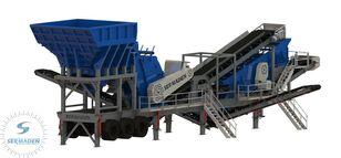 new SERMADEN MOBILE IMPACT CRUSHING SCREENING PLANT mobile crushing plant
