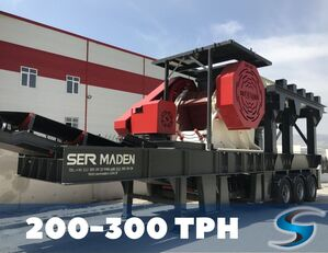 new SERMADEN NEW MOBILE JAW CRUSHING PLANT mobile crushing plant