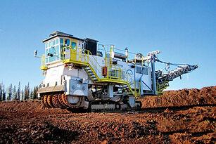 TENOVA TAKRAF MTS 180 surface miner